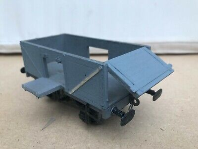 Special Order Mineral Wagon With Opening Doors And Working Brake Gear • 15.99£