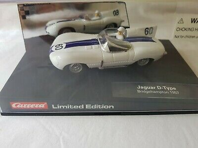 Carrera Jaguar D Type Bridgehampton 1957 Limited Edition • 19.02£