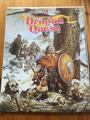 Dungeons And Dragons Dragon Quest • 1£