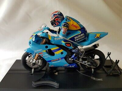 Scalextric Motorcycle #1 John Reynolds C6014 BSB Championship MB • 1.20£