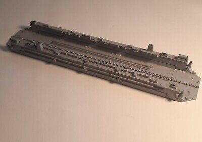 Triang Minic Waterline Ships Floating Dock M885 And Bits • 5£