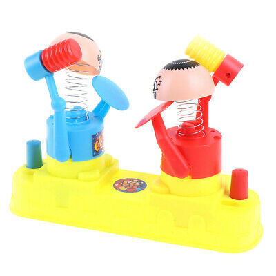 Plastic Kids Double Battle Board Game Toy Stress Rescuing Interactive Games! WI • 12.26£