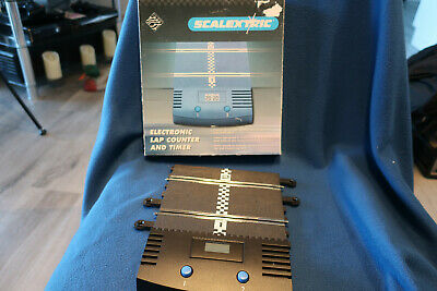 Scalextric Electronic Lap Counter Timer,c8045 Boxed Vgc • 7.99£