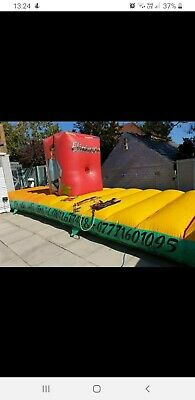 Bouncy Castle Bungee Run Commercial Castle • 450£