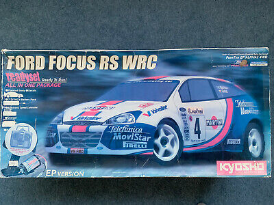 Kyosho Ford Focus RS WRC • 120£