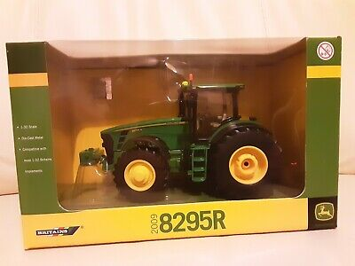 Britains John Deere 8295r Scale 1/32 Mint Condition Year 2009 • 21£