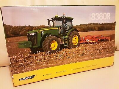 Britains John Deere 8360r Scale 1/32 Model In Mint Condition.. • 21£