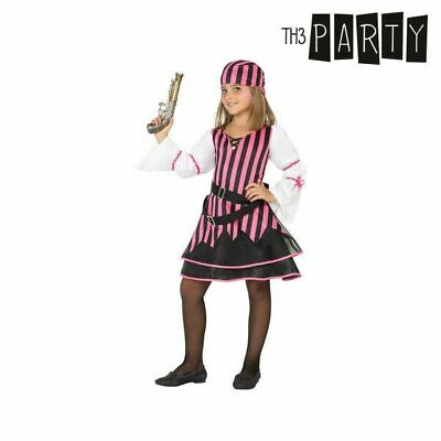 Costume For Children Pirate Pink • 18.79£