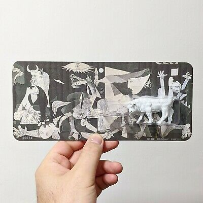 Picasso's Guernica Handmade Bootleg Toy • 15£