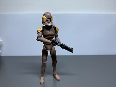 Star Wars Clone Wars Figures 3.75 Special Ops Rare !  • 20£