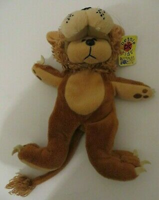 Beanie Kids Ryan The Lion Bear With Tags • 6.87£