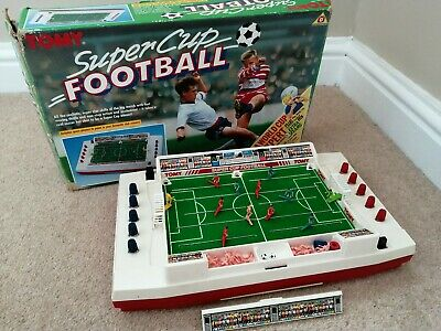 TOMY Super Cup Football Battery Operated Retro Tabletop Electronic Game  • 31£