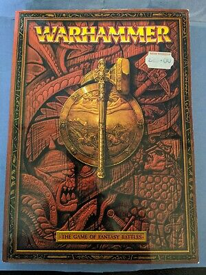 Warhammer The Game Of Fantasy Battles, 6th Edition Softback Core Rulebook (2000) • 6£