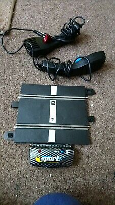 Scalextric Power Control And 2 Controllers • 3£