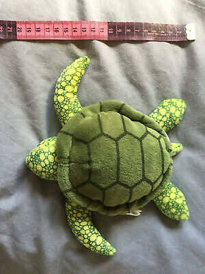 Soft Toy Green Turtle Animal Toy • 0.99£