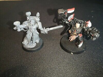 Warhammer - 40k Blood Angels Characters • 5£