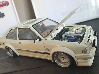 Sunstar 1/18 Ford Escort Rs Modified One Of One !!  • 150£