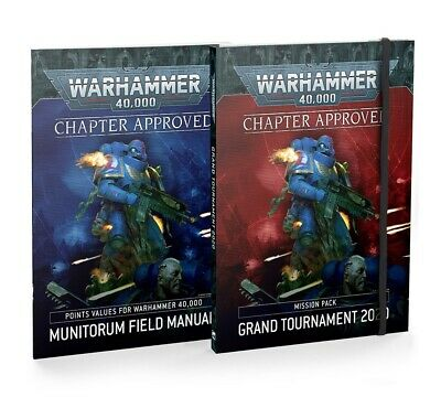 WH40K: CHAPTER APPROVED GRAND TOURNAMENT 2020 20% Off UK Rrp (Pre-Order) • 20£
