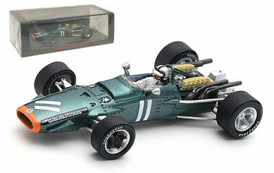 Spark S5700 BRM P133 #11 2nd Belgian GP 1968 - Pedro Rodriguez 1/43 Scale • 109.99£