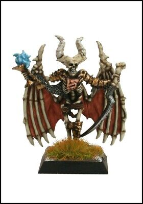 Confrontation Painted Morbid Angel 1 From The Acheron Faction • 25£