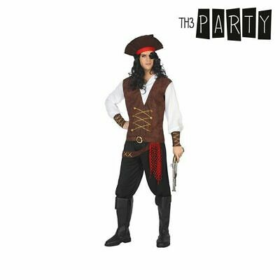 Costume For Adults Male Pirate • 23.93£