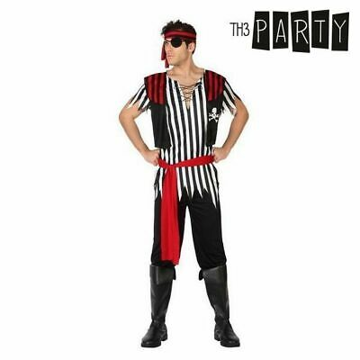 Costume For Adults Male Pirate (5 Pcs) • 21.61£