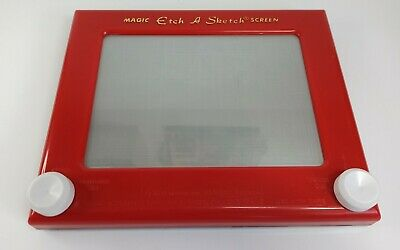 Magic Etch A Sketch Screen Classic Arts & Science Toy Fully Working Gadget 2015 • 16.99£