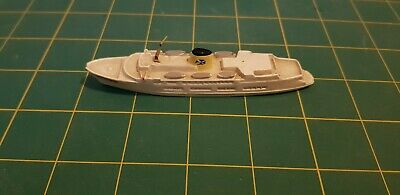 White Metal Ship By Pilot A Sassan Ferry Unknown Scale • 15£