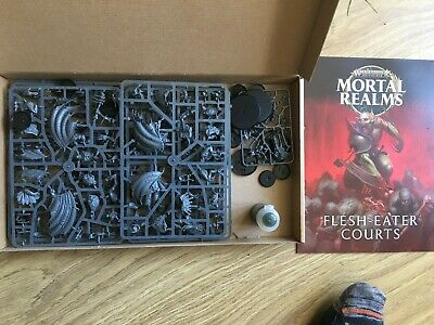 Warhammer Age Of Sigmar Flesh Eater Courts • 9.50£