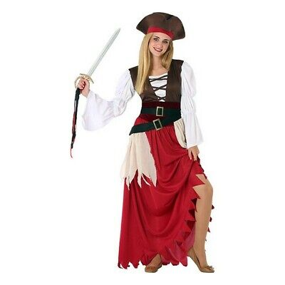 Costume For Children 116221 Pirate (Size 14-16 Years) • 22.04£