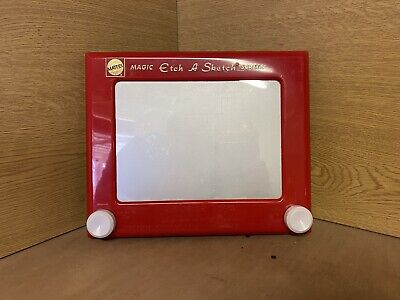 Magic Etch A Sketch Screen Classic Arts & Science Toy Fully Working Gadget 2015 • 17.99£
