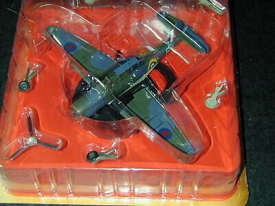 Altaya 1:72 Scale WWII Diecast Aircraft Fleet Air Arm Blackburn Skua Mk.II MIB • 13.50£
