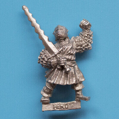 Warhammer Fantasy Citadel Freeguild Fighter Reiksguard Hero Champion Empire  • 2.99£