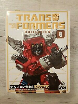 G1 Transformers Takara Collection 08 Inferno. Boxed. Complete • 65£