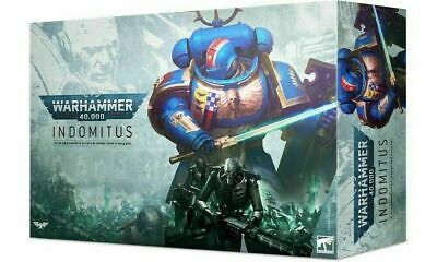WARHAMMER 40000: INDOMITUS - Limited Edition Launch Box - (Pre-Order) • 125£
