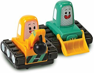 Toot-Toot Drivers Cory Carson Mini Duo Vehicle Pack (Kimmy & Timmy) • 6.99£