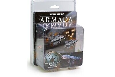Star Wars Armada Imperial Assault Carriers New And Sealed • 19.99£