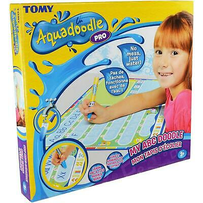 Tomy Aquadoodle Pro Large Water Doodle Mat - Learn ABC & 1,2,3 - Ages 3 Years + • 17.92£