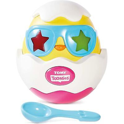 Tomy Toomies Beat It Egg Musical Baby Toy, Sensory, Lights & Sounds, 18 Months + • 13.90£