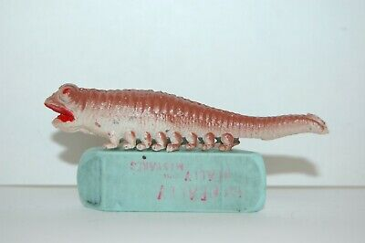 Rare Vintage Cherilea Lead Space Creatures Giant Worm • 59.99£