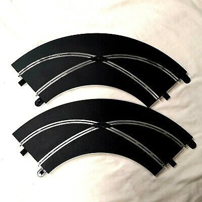 2 X Scalextric (Hornby) Sport & Digital Track Curves Crossovers C8203 • 14.99£