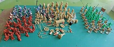 1/72 Great Northern War Zvezda And Strelets Plastic Infantry And Artillery • 20£
