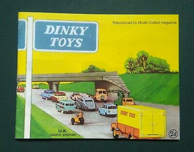 Dinky Toys Catalogue Eighth Edition • 4.99£