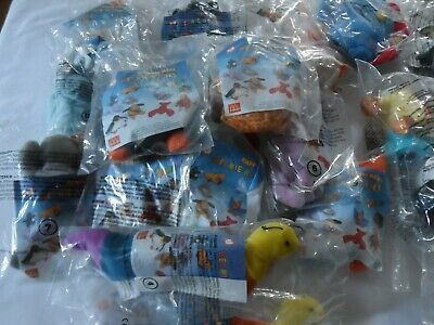 McDonalds 1993 Ty Teenie Beanies New/Sealed + Assortment (24 Characters In All) • 5.99£