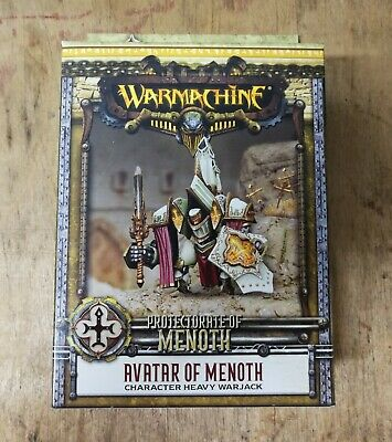 Warmachine Protectorate Classic Avatar Of Menoth Character Warjack • 26£