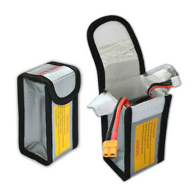 LiPO Battery Fireproof Charge Safety Bag • 3.96£