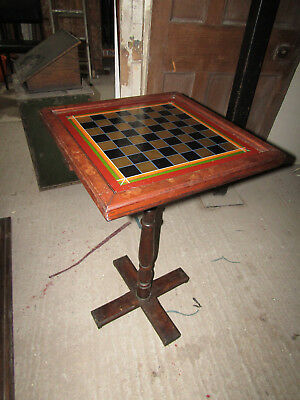 Vintage Chess Table. • 60£