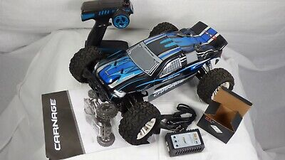 FTX Carnage Brushless 1:10 RC 4x4 Toy Car Truck Savage Radio Controlled Monster • 169.99£