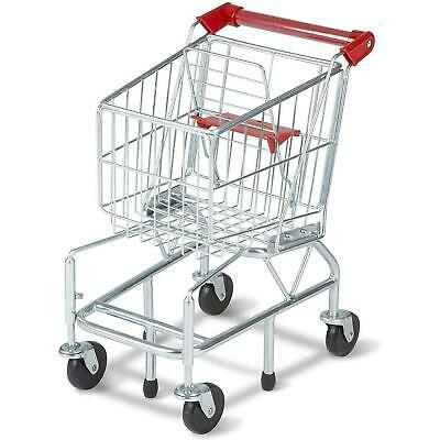 Melissa & Doug Shopping Cart Toy, Pretend Play, Shopping, For Kids Age 3 Years + • 51.81£