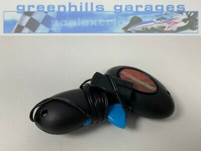 Greenhills Micro Scalextric Adjustable Speed Hand Controller Blue Trigger - U... • 12.09£